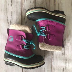 Sorel Girls Snow Boots